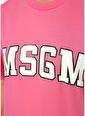 MSGM Tişört Fuşya